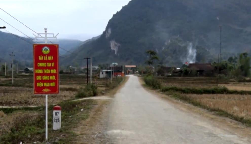 Bảo Lạc: Nhân dân đóng góp trên 3,6 tỷ đồng xây dựng nông thôn mới