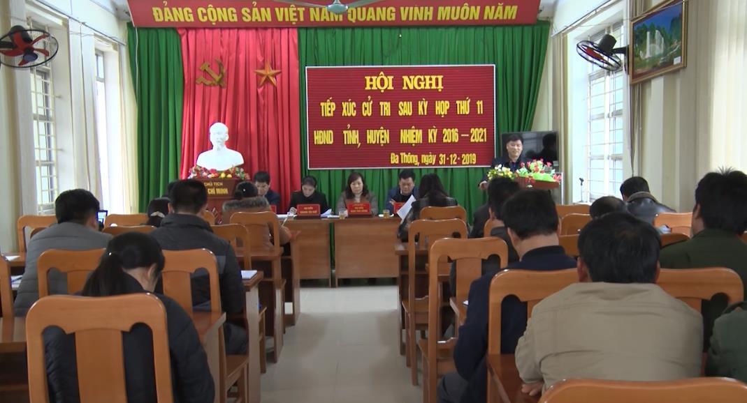 Bảo Lạc: Hội thi báo cáo viên giỏi cấp huyện năm 2019