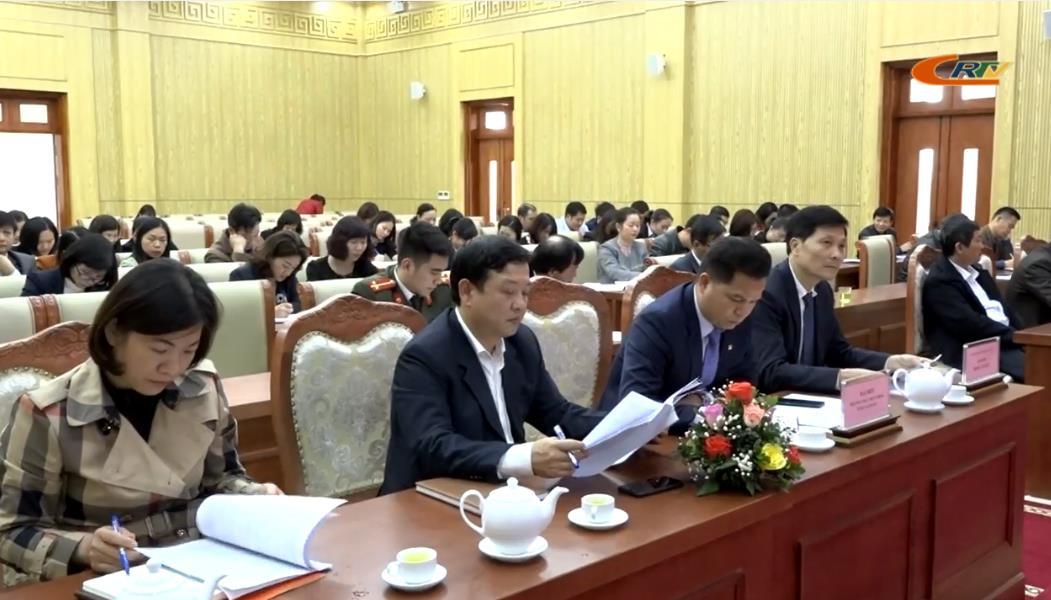 NHNN Chi nhánh Cao Bằng: Phấn đấu tăng trưởng nguồn vốn từ 8% trở lên
