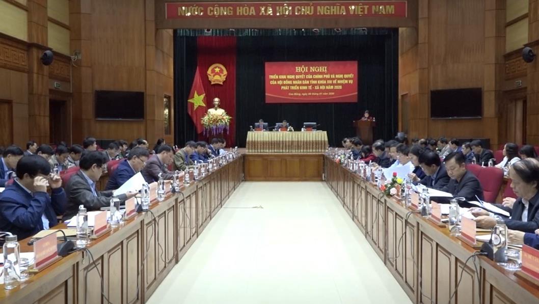 Quảng Uyên: Đại hội đại biểu MTTQ huyện lần thứ XII, nhiệm kỳ 2019 - 2024