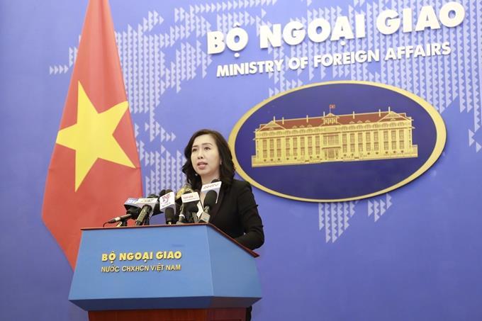 Việt Nam quan ngại trước những căng thẳng gần đây tại Trung Đông