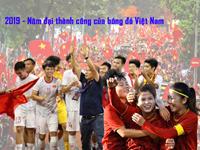 [Infographic] Các sự kiện bóng đá Việt Nam năm 2020