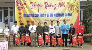 Đại biểu HĐND tỉnh và đại biểu HĐND huyện Trà Lĩnh tiếp xúc cử tri xã Xuân Nội
