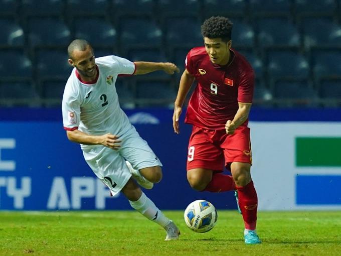 Hòa Jordan, U23 Việt Nam chờ đánh bại U23 Triều Tiên
