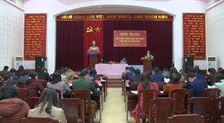 Sơ kết 1 năm xây dựng đơn vị điểm về giáo dục, quản lý chấp hành kỷ luật, pháp luật và bảo đản an toàn trong BĐBP tỉnh Cao Bằng