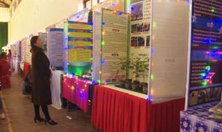 Khai mạc cuộc thi khoa học kỹ thuật cấp tỉnh dành cho học sinh trung học năm học 2019 - 2020