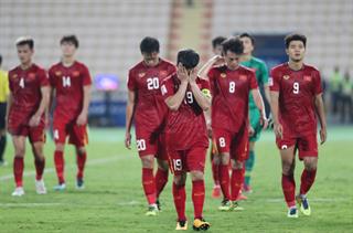 """""""Mổ băng"""" thất bại của U23 Việt Nam"""