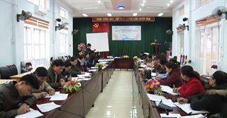 """Thạch An: Hội thảo giới thiệu Dự án """"Nước sạch và vệ sinh môi trường cho mọi người"""""""