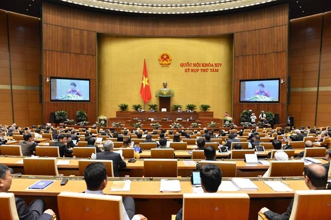 Triển khai thực hiện Nghị quyết Kỳ họp thứ 8, Quốc hội khóa XIV