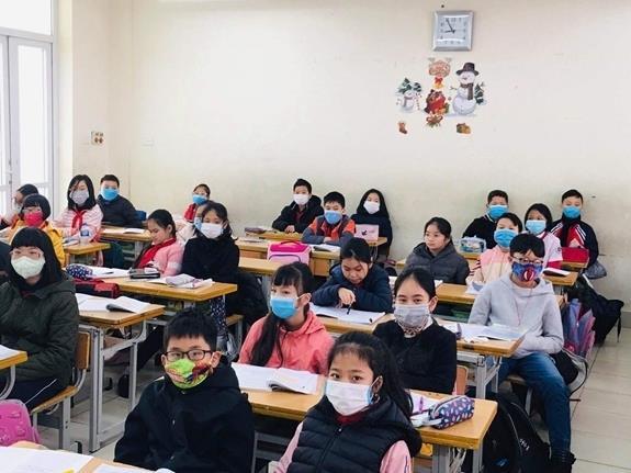 Bộ GDĐT xin ý kiến Thủ tướng cho phép học sinh nghỉ học phòng chống dịch corona