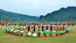 Phục dựng, bảo tồn 7 lễ hội truyền thống các dân tộc thiểu số