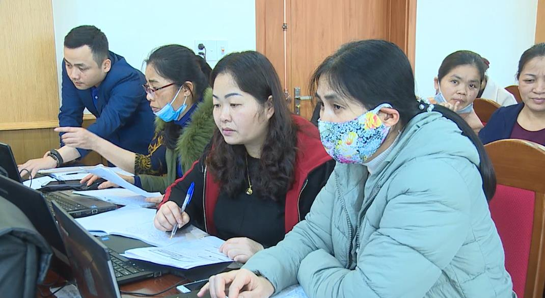 Tập huấn triển khai hệ thống học tập trực tuyến cho các trường học trên địa bàn Thành phố