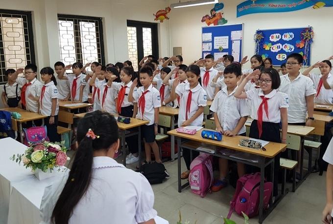 Tăng cường phòng, chống dịch Covid-19 cho học sinh