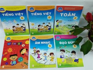 Ra mắt phiên bản điện tử sách giáo khoa lớp 1 mới