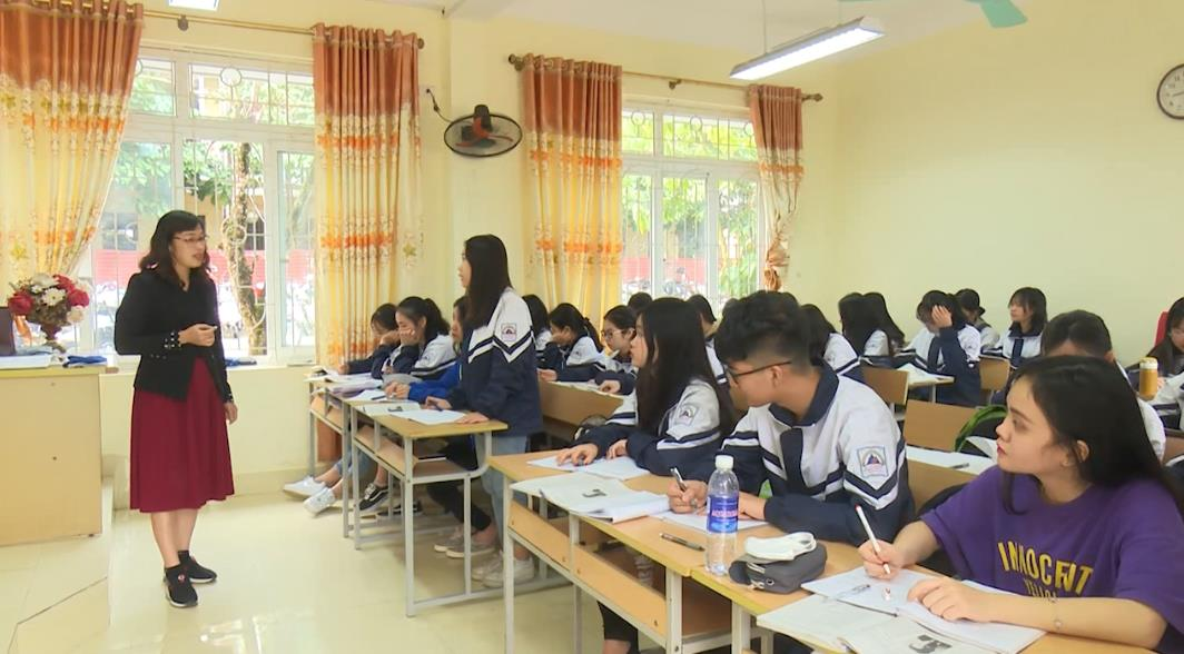 Trường THPT Chuyên Cao Bằng chủ động phòng, chống dịch Covid-19