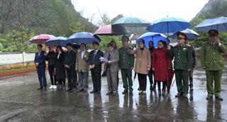 Đoàn thiện nguyện khám, chữa bệnh miễn phí cho 300 người tại thành phố Cao Bằng