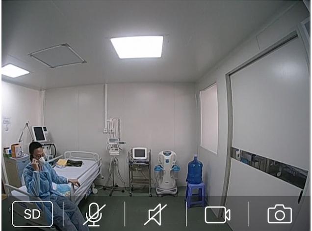TP. Hồ Chí Minh đưa vào sử dụng phòng cách ly áp lực âm