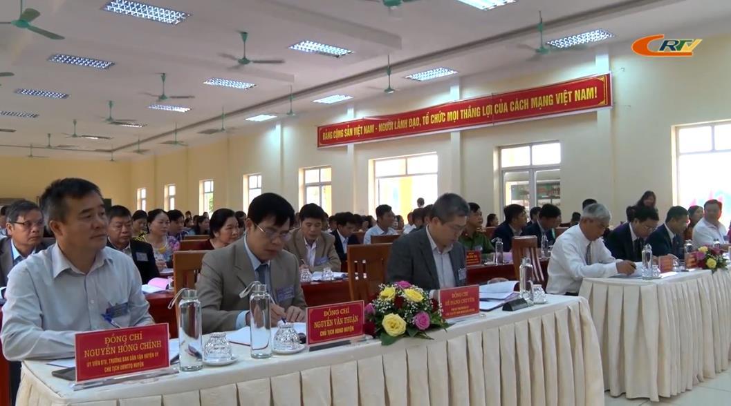 Hòa An: Đại hộiđại biểu Đảng bộ xã Đức Long lần thứ XXI, nhiệm kỳ 2020 - 2025