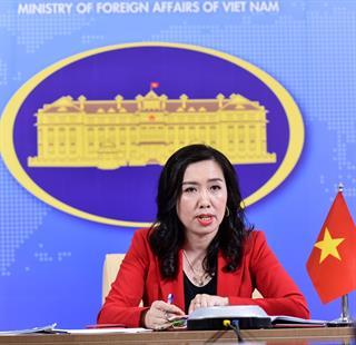Yêu cầu Trung Quốc tôn trọng chủ quyền của Việt Nam