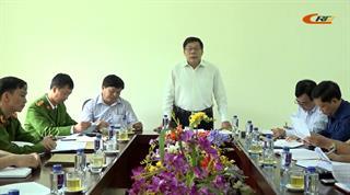 HĐND tỉnh: Giám sát công tác thi hành án hình sự đối với án treo và án cải tạo không giam giữ tại huyện Thạch An