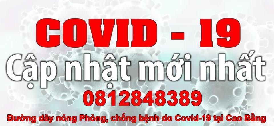 COVID-19 cập nhật lúc 6h00 ngày 3/4