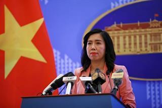 Phản đối, yêu cầu Trung Quốc bồi thường thỏa đáng cho ngư dân Việt Nam