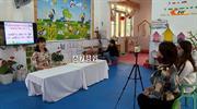 Triển khai dạy học trực tuyến cho trẻ mầm non