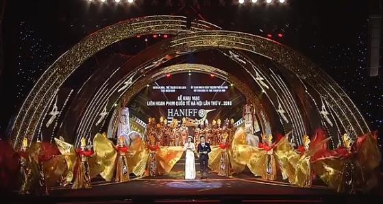 Liên hoan Phim quốc tế Hà Nội lần thứ VI diễn ra từ ngày 4 - 8/11
