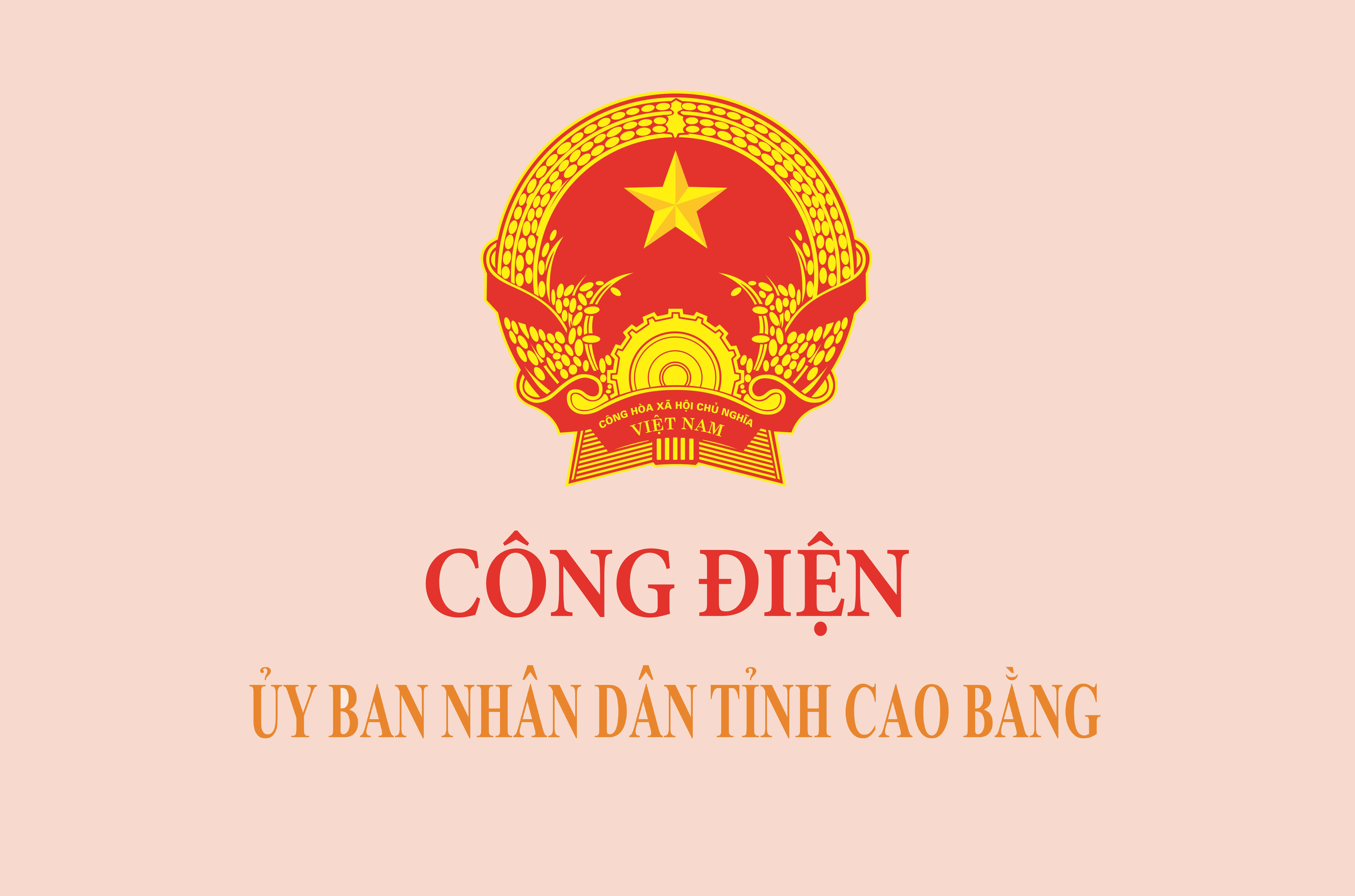 Công điện khẩn của UBND tỉnh về việc tiếp tục triển khai thực hiện các biện pháp cấp bách phòng, chống dịch COVID-19 trên địa bàn tỉnh Cao Bằng