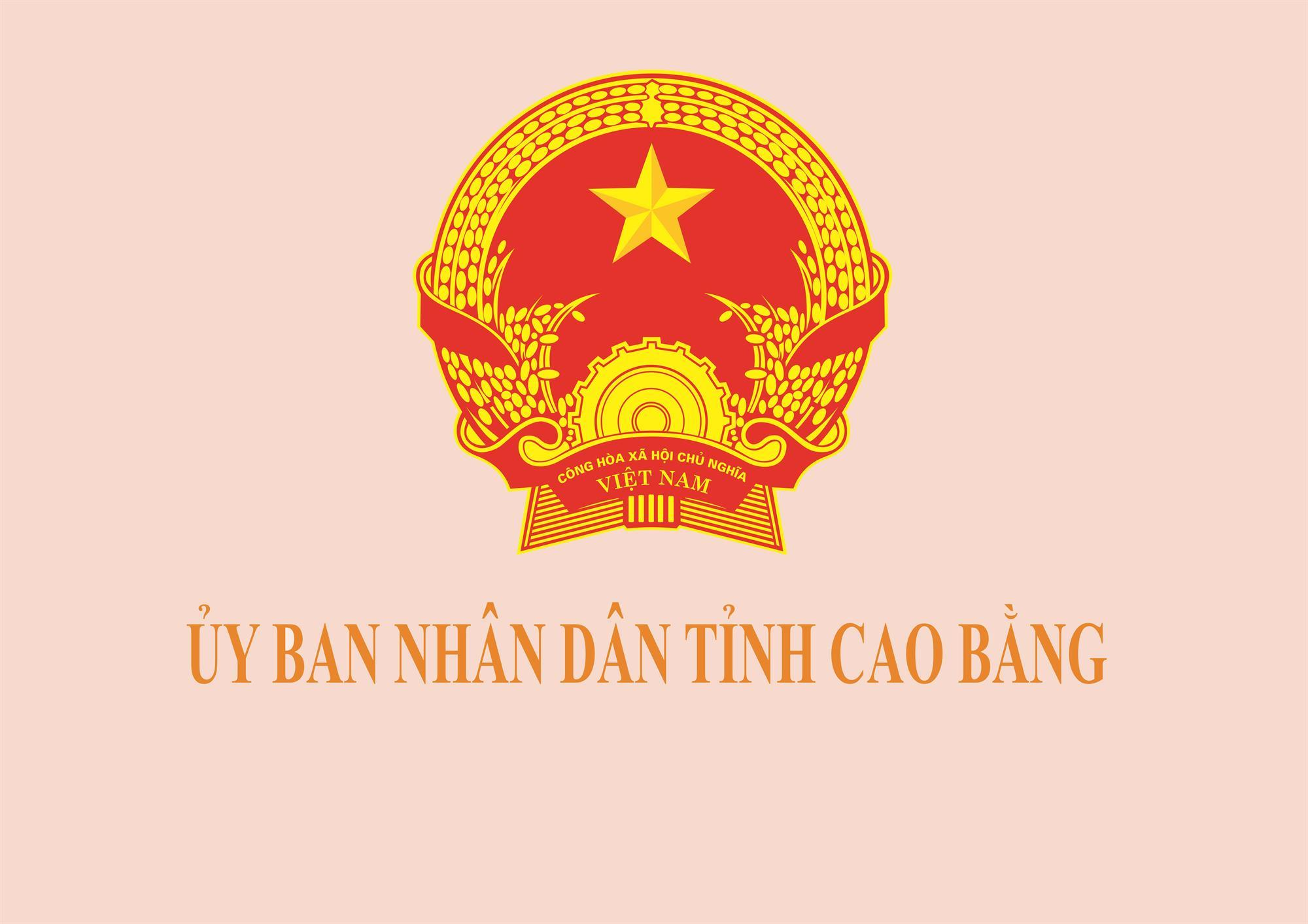 Thư kêu gọi của Chủ tịch UBND tỉnh Cao Bằng