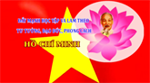 Học tập và làm theo tư tưởng, đạo đức, phong cách Hồ Chí Minh (ngày 03/5/2020)