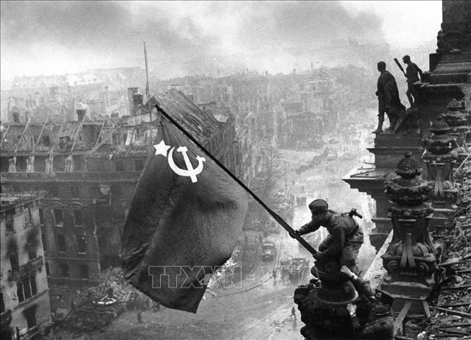 75 năm Chiến thắng phát xít - Cuộc chiến tranh vệ quốc vĩ đại