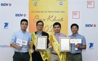 Trao Danh hiệu Sao Khuê cho 112 sản phẩm, dịch vụ công nghệ thông tin