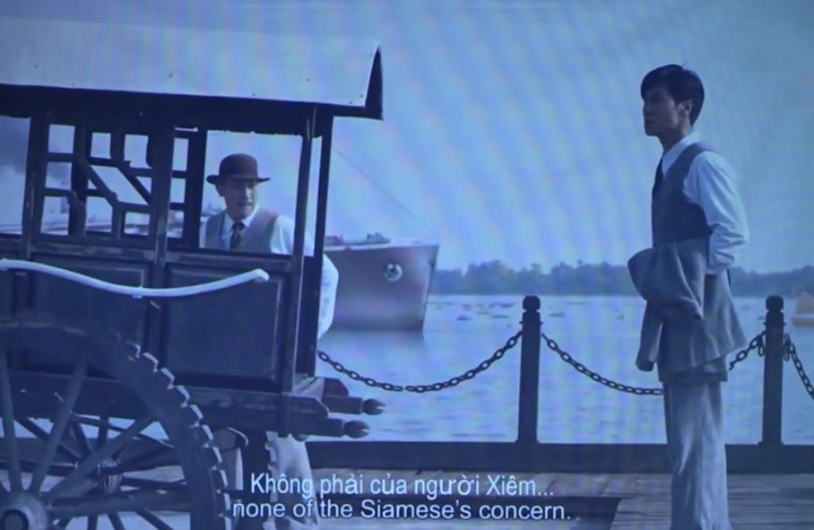"""Công chiếu bộ phim """"Thầu Chín ở Xiêm"""""""