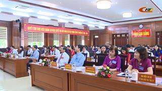 Đại hội Đảng bộ Văn phòng Tỉnh ủy lần thứ VII, nhiệm kỳ 2020 - 2025