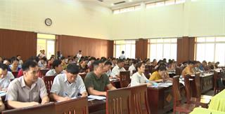 Trùng Khánh: Tập huấn, bồi dưỡng kỹ năng giao tiếp, ứng xử văn hóa công sở, đạo đức công vụ