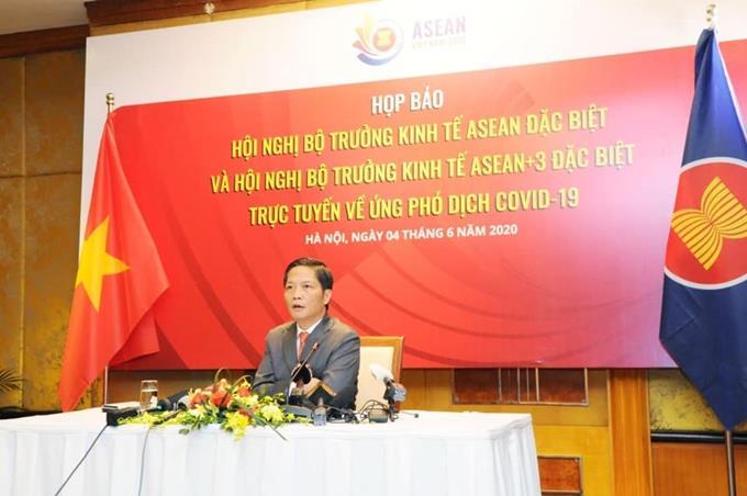 Hội nghị AEM và AEM+3: Đảm bảo hiệu quả phòng chống dịch và khôi phục kinh tế
