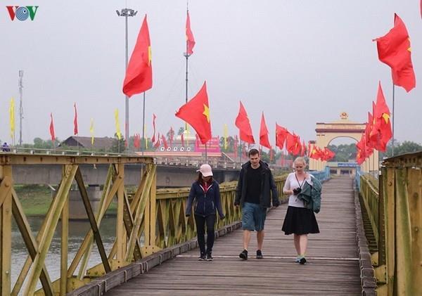 """Tổ chức """"Festival vì Hòa bình"""" tại Quảng Trị"""