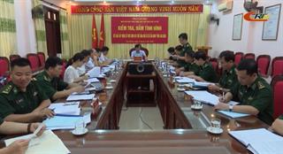 Kiểm tra kết quả thực hiện quy chế dân chủ cơ sở trong BĐBP Cao Bằng