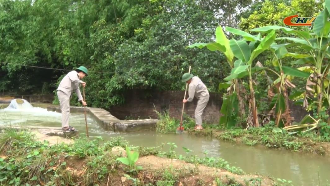 Tăng cường quản lý, vận hành các công trình thuỷ lợi mùa mưa bão