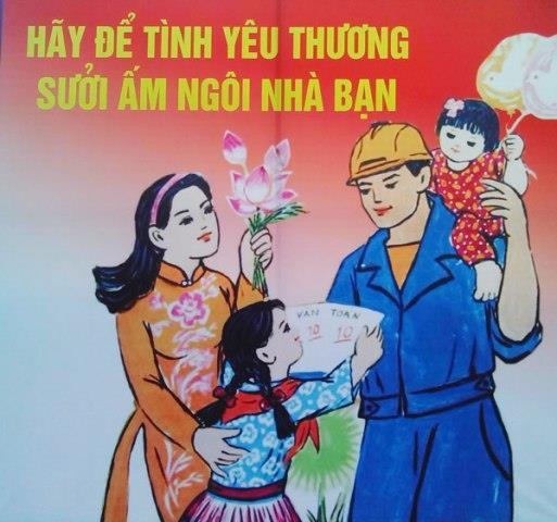 Đẩy mạnh tuyên truyền Ngày Gia đình Việt Nam