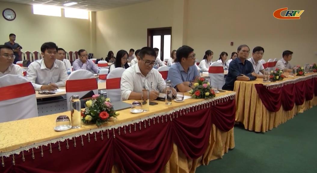 Công ty CP Tập đoàn Đèo Cả đẩy mạnh học tập và làm theo tư tưởng, đạo đức, phong cách Hồ Chí Minh