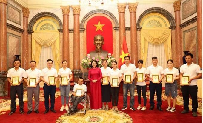 Góp phần lan tỏa những giá trị văn hóa tốt đẹp của gia đình Việt Nam
