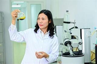 Nữ người Việt lọt vào top 100 nhà khoa học tiêu biểu châu Á