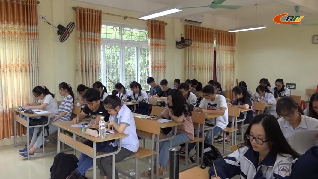 Các trường gấp rút ôn luyện thi tốt nghiệp THPT năm 2020