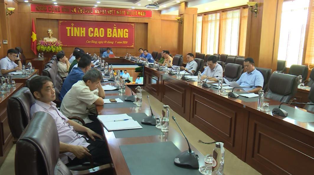 6 tháng đầu năm, tai nạn giao thông trên địa bàn tỉnh Cao Bằng giảm sâu trên cả 3 tiêu chí