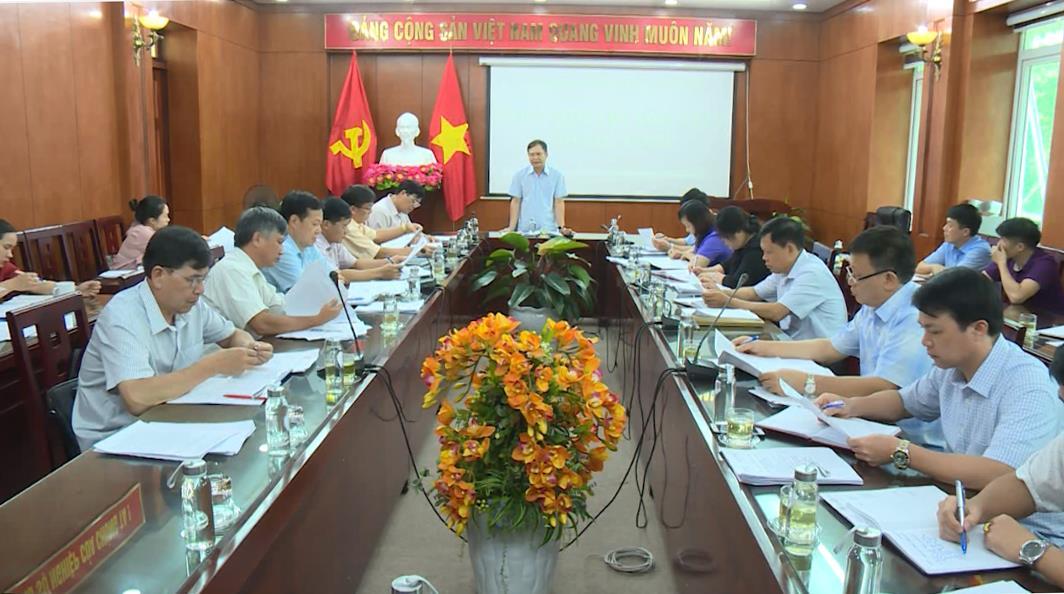 HĐND tỉnh: Phiên họp thường kỳ tháng 6/2020