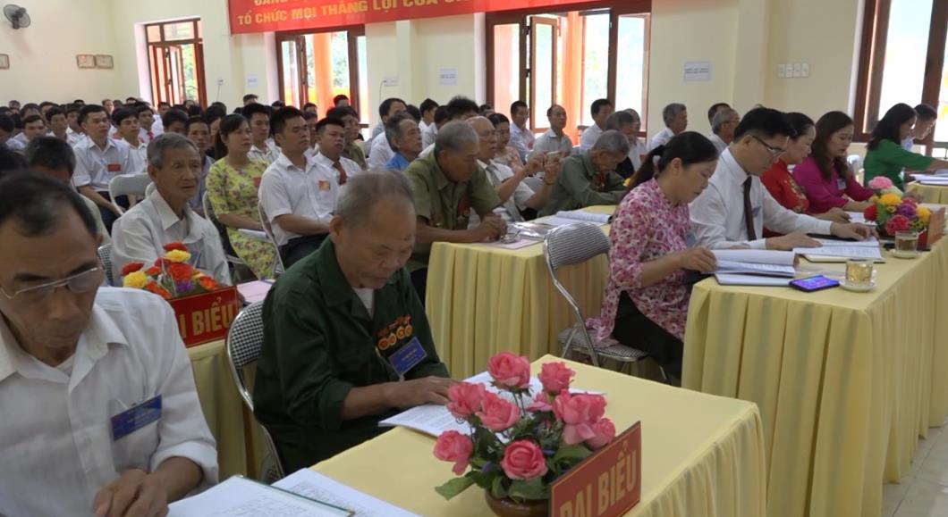 Quảng Hòa: Đại hội Đảng bộ xã Phúc Sen lần thứ XVI, nhiệm kỳ 2020 - 2025