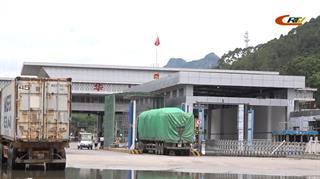 Chi cục Hải quan cửa khẩu Trà Lĩnh: Thu ngân sách đạt 68% chỉ tiêu Bộ Tài chính giao