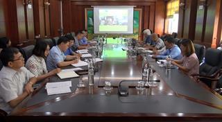 Chuyên gia UNESCO định hướng 4 điểm tiềm năng bổ sung vào các tuyến du lịch CVĐC toàn cầu UNESCO Non nước Cao Bằng
